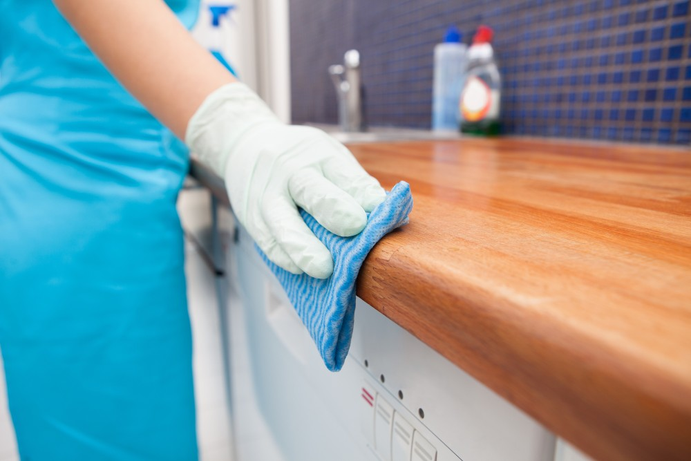 Lockport, IL residential cleaning